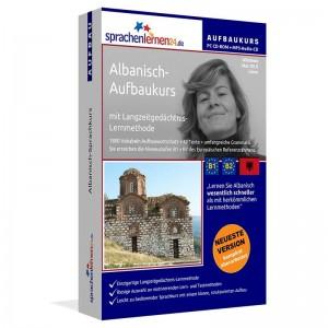 Albanisch-Aufbau Sprachkurs für Fortgeschrittene-B1/B2