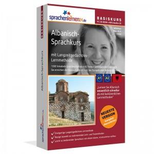Albanisch für Anfänger-Multimedia Sprachkurs-A1/A2+MP3-Audio-Paket