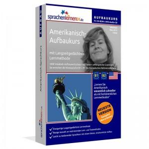 Amerikanisch-Aufbau Sprachkurs für Fortgeschrittene-B1/B2