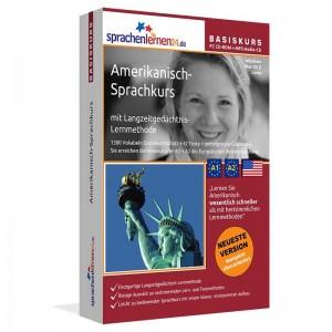 Amerikanisch für Anfänger-Sprachkurs-A1/A2+MP3-Audio-Paket