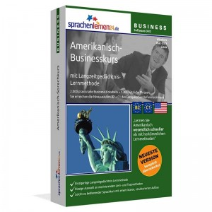 Amerikanisch-Businesskurs-Sprachkurs für Ihren Beruf in Amerika-Niveau B2/C1