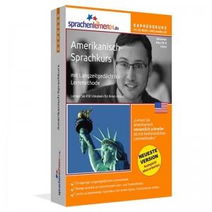Amerikanisch-Express Sprachkurs-Amerikanisch lernen für den Urlaub