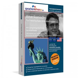 Amerikanisch-Fachwortschatz Vokabeltrainer-Niveau C1/C2