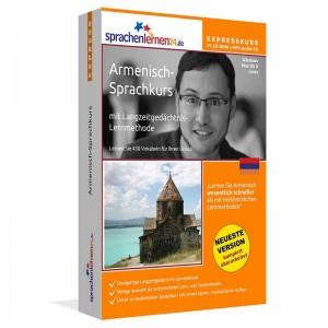 Armenisch-Express Sprachkurs-Armenisch lernen für den Urlaub