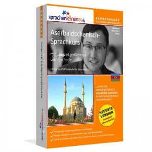Aserbaidschanisch-Express Sprachkurs-Aserbaidschanisch lernen für den Urlaub