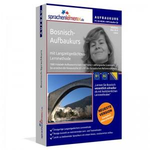 Bosnisch-Aufbau Sprachkurs für Fortgeschrittene-B1/B2