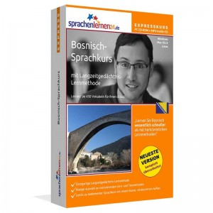 Bosnisch-Express Sprachkurs-Bosnisch lernen für den Urlaub