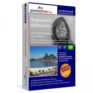 Brasilianisch-Aufbau Sprachkurs für Fortgeschrittene-B1/B2
