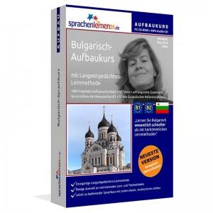 Bulgarisch-Aufbau Sprachkurs für Fortgeschrittene-B1/B2