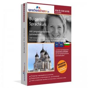 Bulgarisch für Anfänger-Multimedia Sprachkurs-A1/A2+MP3-Audio-Paket