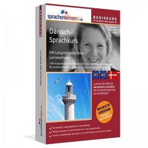 Dänisch für Anfänger-Multimedia Sprachkurs-A1/A2+MP3-Audio-Paket