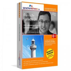 Dänisch-Express Sprachkurs-Dänisch lernen für den Urlaub