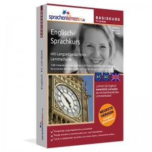 Englisch für Anfänger-Multimedia Sprachkurs-A1/A2