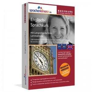 Englisch für Anfänger-Multimedia Sprachkurs-A1/A2+MP3-Audio-Paket