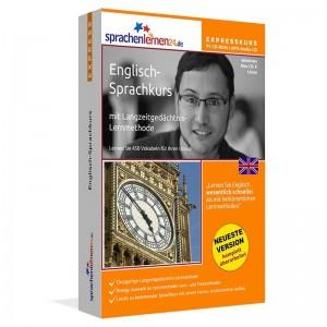 Englisch-Express Sprachkurs-Englisch lernen für den Urlaub