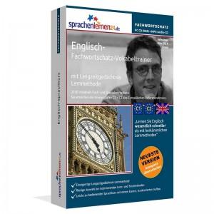 Englisch-Fachwortschatz Vokabeltrainer-Niveau C1/C2