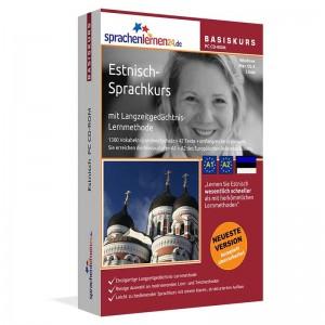Estnisch für Anfänger-Multimedia Sprachkurs-A1/A2