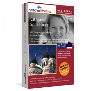 Estnisch für Anfänger-Multimedia Sprachkurs-A1/A2+MP3-Audio-Paket