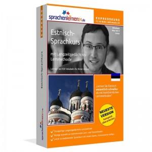 Estnisch-Express Sprachkurs-Estnisch lernen für den Urlaub