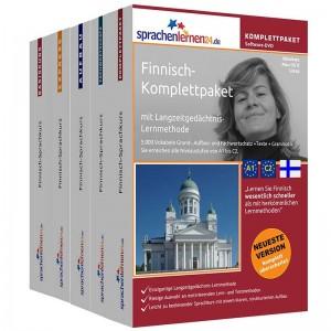 Finnisch Komplettpaket-Das rundum sorglos Paket-Niveau A1-C2