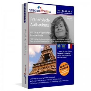 Französisch-Aufbau Sprachkurs für Fortgeschrittene-B1/B2