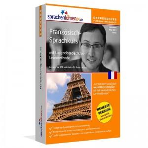 Französisch-Express Sprachkurs-Französisch lernen für den Urlaub