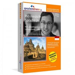 Indonesisch-Express Sprachkurs-Indonesisch lernen für den Urlaub