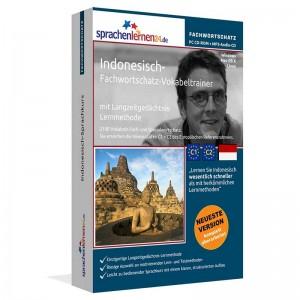 Indonesisch-Fachwortschatz Vokabeltrainer-Niveau C1/C2
