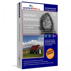Isländisch-Aufbau Sprachkurs für Fortgeschrittene-B1/B2