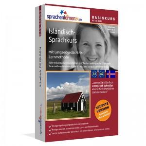 Isländisch für Anfänger-Multimedia Sprachkurs-A1/A2