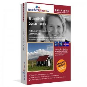 Isländisch für Anfänger-Multimedia Sprachkurs-A1/A2+MP3-Audio-Paket