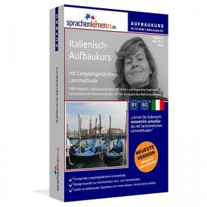 Italienisch-Aufbau Sprachkurs für Fortgeschrittene-B1/B2