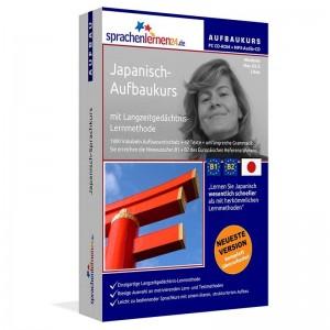 Japanisch-Aufbau Sprachkurs für Fortgeschrittene-B1/B2