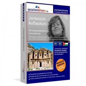 Jordanisch-Aufbau Sprachkurs für Fortgeschrittene-B1/B2