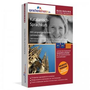 Katalanisch für Anfänger-Multimedia Sprachkurs-A1/A2+MP3-Audio-Paket