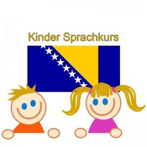 Bosnisch Kinder-Sprachkurs-Kinder 5-10