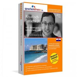 Kroatisch-Express Sprachkurs-Kroatisch lernen für den Urlaub