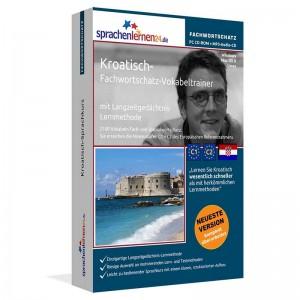 Kroatisch-Fachwortschatz Vokabeltrainer-Niveau C1/C2
