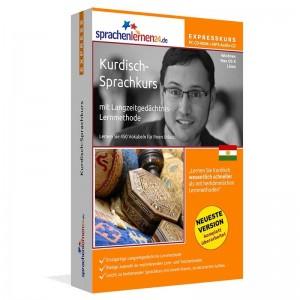 Kurdisch-Express Sprachkurs-Kurdisch lernen für den Urlaub
