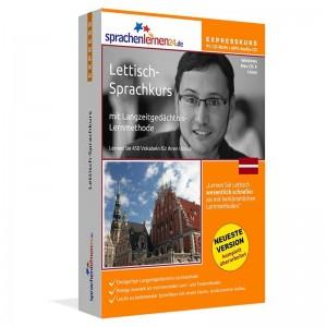 Lettisch-Express Sprachkurs-Lettisch lernen für den Urlaub