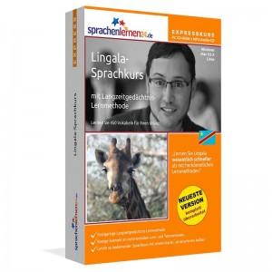 Lingala-Express Sprachkurs-Lingala lernen für den Urlaub