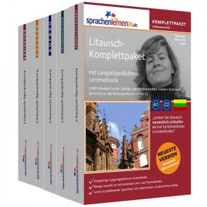 Litauisch Komplettpaket-Das rundum sorglos Paket-Niveau A1-C2