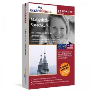 Malaysisch für Anfänger-Multimedia Sprachkurs-A1/A2