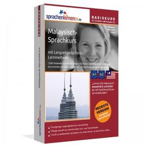 Malaysisch für Anfänger-Multimedia Sprachkurs-A1/A2+MP3-Audio-Paket