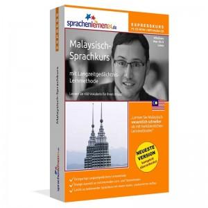 Malaysisch-Express Sprachkurs-Malaysisch lernen für den Urlaub