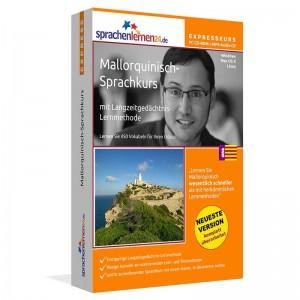Mallorquinisch-Express Sprachkurs-Mallorquinisch lernen für den Urlaub