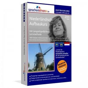 Niederländisch-Aufbau Sprachkurs für Fortgeschrittene-B1/B2
