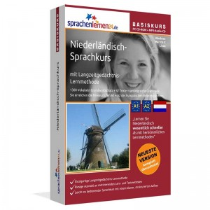 Niederländisch für Anfänger-Multimedia Sprachkurs-A1/A2+MP3-Audio-Paket