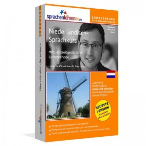Niederländisch-Express Sprachkurs-Niederländisch lernen für den Urlaub