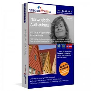 Norwegisch-Aufbau Sprachkurs für Fortgeschrittene-B1/B2